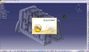 GeomCaliper for catia v5